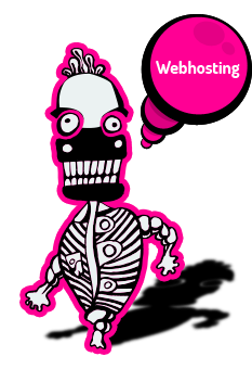Webhosting and domains